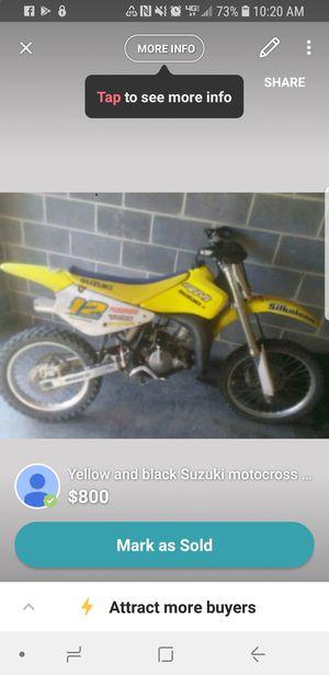 80cc race bike for Sale in Penn Laird, VA