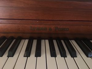 Ivers and Pond upright piano for Sale in Chesapeake, VA