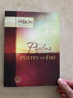 Passion Translation Psalms for Sale in Deltona,  FL