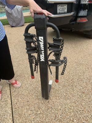 Bike rack (4bikes) for Sale in Arlington, TX