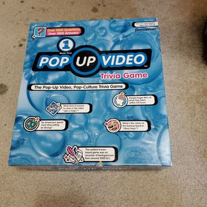 Pop Up Trivia Game for Sale in Eau Claire, WI