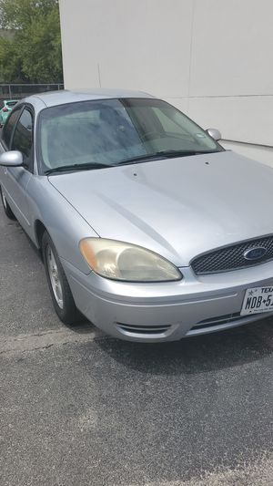 2007 ford taurus for Sale in San Antonio, TX