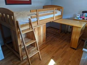 Kid's bunk bed for Sale in Tumwater, WA