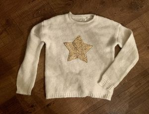 Girls siZe large sweater for Sale in Plano, TX