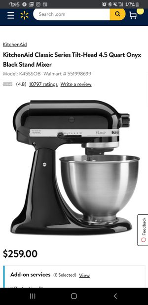 Kitchen aid mixer brand new in the box for Sale in Kennewick, WA