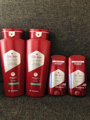 Old spice body wash/deodorant for Sale in Chula Vista, CA