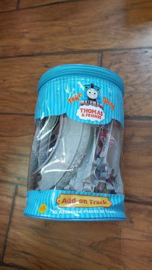 Thomas and friends add on track bag for Sale in Doylestown, PA