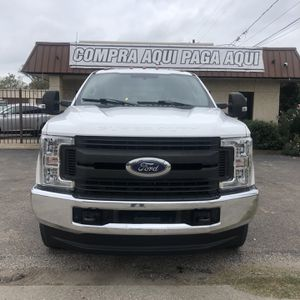 2018 Ford F-350 Super Duty Crew Cab DRW 4WD for Sale in Houston, TX