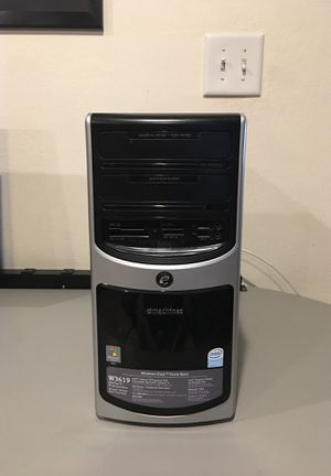 Emachines Desktop Computer with Windows 7 and office for Sale in Fresno, CA