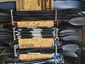 Used and new kayak paddle sale for Sale in Mesa, AZ