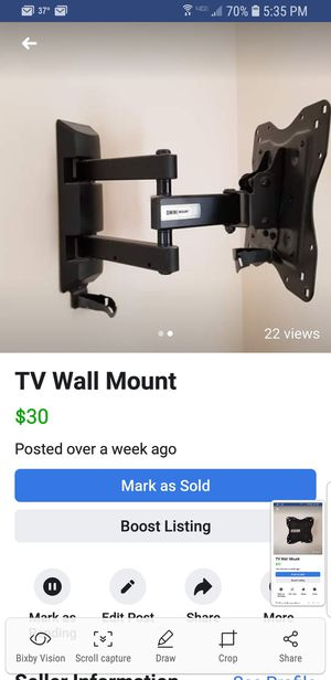 TV Wall Mount for Sale in Paducah, KY