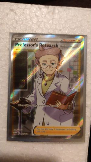 Pokemon card. Full art for Sale in Pittsburg, CA