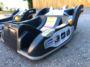 Chicco Keyfit Baby Car Seat Bases for Sale in El Cajon, CA
