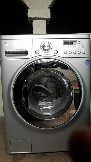 WASHER AND DRYER COMBO! ALL HOSES INCLUDED for Sale in La Puente, CA
