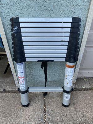 Cosco telescoping aluminum ladder for Sale in Saint Paul, MN