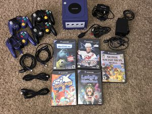 Nintendo GameCube - full system and games for Sale in Chandler, AZ