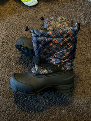 Northside kids/ youth/ teen snow boots size 5 for Sale in Torrance, CA
