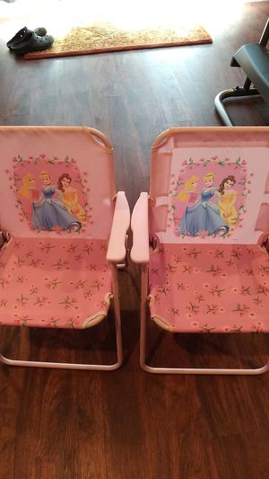 Kids folding chairs for Sale in Rockville, MD