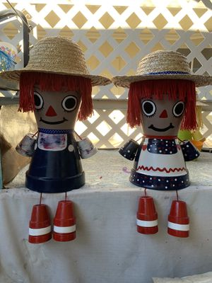 Raggedy Ann and Andy decor for Sale in Phoenix, AZ