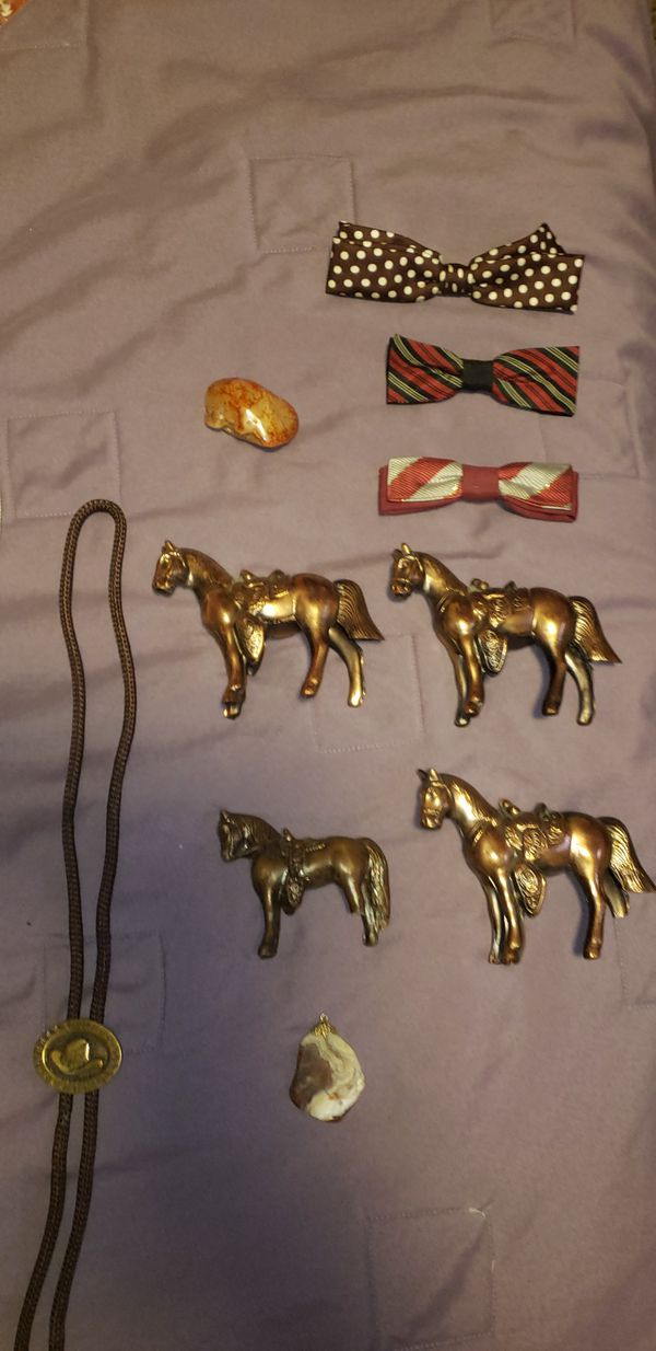 Men's Accessories including box