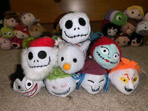 Nightmare Before Christmas Tsum Tsum Set! for Sale in Fullerton, CA