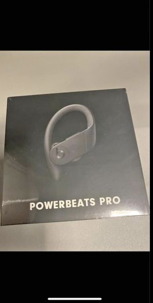 Powerbeats Pro Brand New!!! for Sale in Hartford, CT