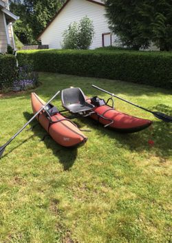 Inflatable fishing boat for Sale in Vancouver,  WA