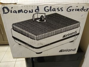 Inland Impulse Diamond Grinder for Sale in Bloomingdale, IL