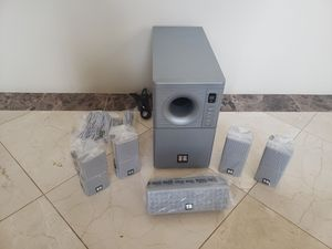 CUBE Speakers with Sub Woofer for Sale in San Diego, CA