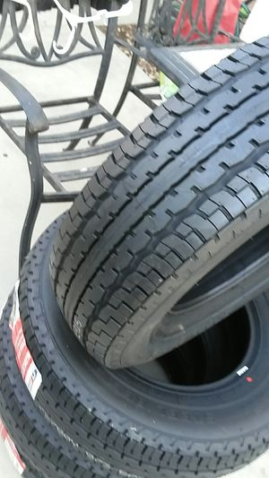 4 new tires trailer 205/75/15 Gts for Sale in Palmdale, CA