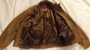Men's Leather Jacket for Sale in Lake Ann, MI