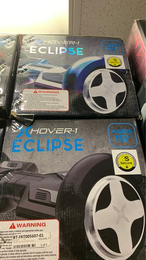Hover - 1 Eclipse hoverboard New in box for Sale in Davie, FL