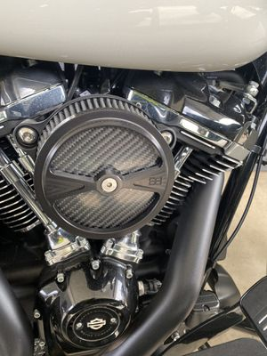 S&S air intake for 107 motor for Sale in Fairfax, VA