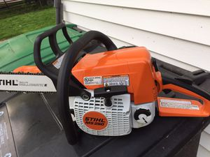 Stihl MS 250 Chainsaw for Sale in Dearborn Heights, MI