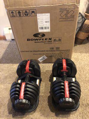 Bowflex 552 Adjustable Dumbbell SelectTech Set NEW for Sale in Newington, CT