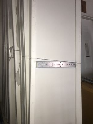 Brand New 7ft tall 8ft wide/ 7ft tall 16ft wide garage doors for Sale in Columbus, OH