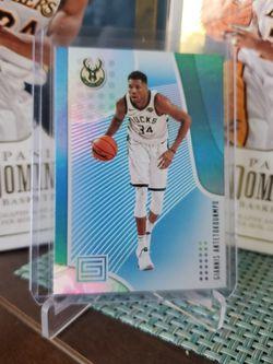 Bucks Giannis Antetokounmpo Card for Sale in Long Beach,  CA