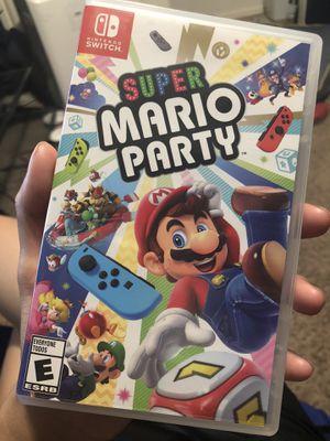 Super Mario Party for Sale in Phoenix, AZ