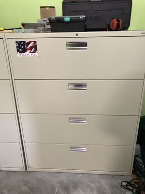 Hon Filing cabinet for Sale in Kalkaska, MI