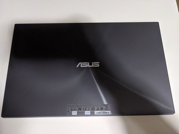 ASUS Portable monitor with case