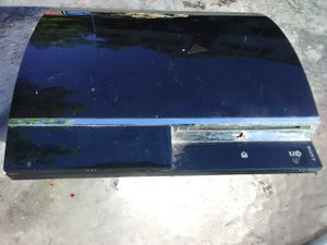 80GB PS 3 console only $50 for Sale in Washington, DC