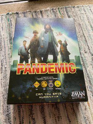 Pandemic board game for Sale in Arlington, VA