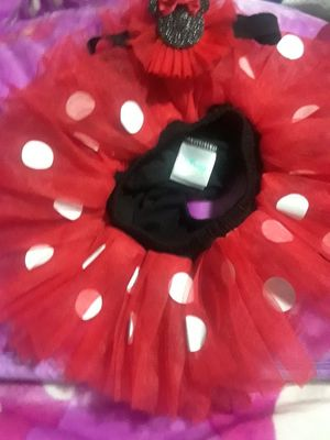 Minnie Mouse tutu for Sale in Garland, TX