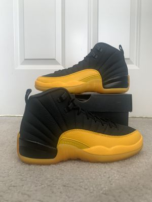Air Jordan 12 University gold size 5 GS for Sale in Laurel, MD