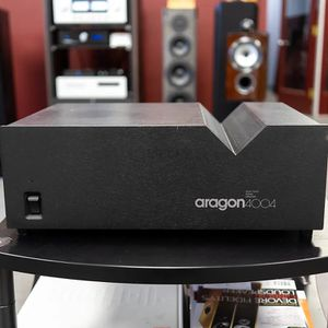 Legendary Aragon 4004 Stereo Amplifier 400wx2 channel (4ohms) for Sale in Austin, TX