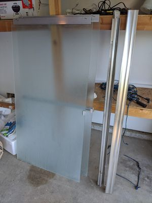 Shower door and frame for Sale in Fresno, CA