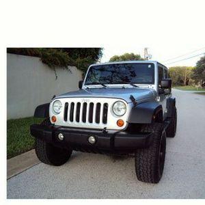 2OO7 Jeep Wrangler !!! for Sale in Sacramento, CA
