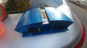 Profile 140 watt 2channell mosfet Amplifier for Sale in Raleigh, NC
