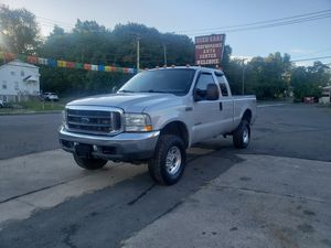2004 ford f-350 RUNS DRIVES GREAT DIESEL for Sale in New Haven, CT