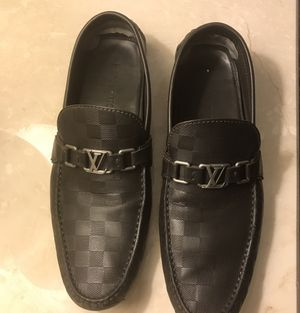 Louis Vuitton Men's Hockenheim Moccasins size 13 for Sale in NO POTOMAC, MD